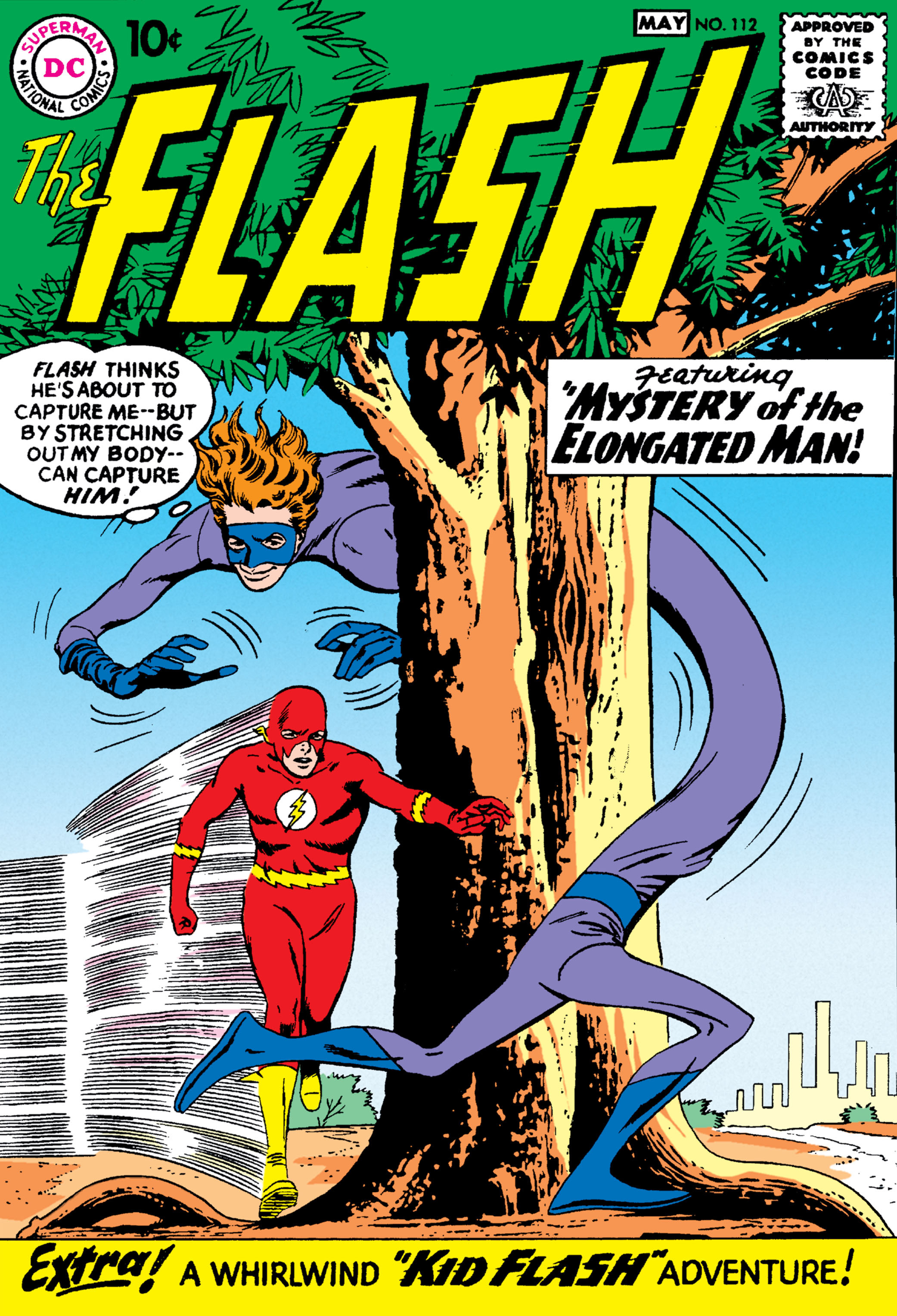 The Flash (1959) issue 112 - Page 1