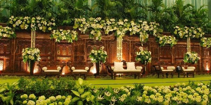 61 Dekorasi Pernikahan Adat Jawa Modern Yang Kekinian Dan