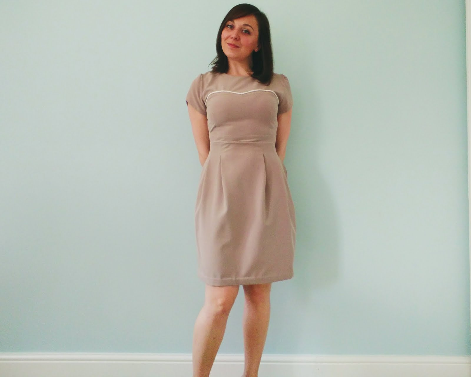 Macaron Dress by Colette Patterns: Pattern review