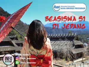 Asia Bridge Program: Beasiswa S1 di Shizuoka University Japan