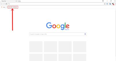 Chrome restart - tab