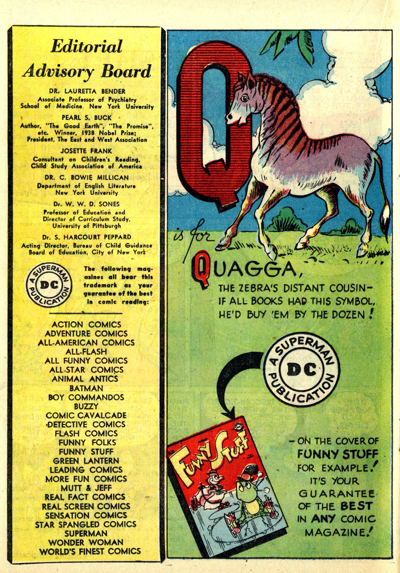 Read online Detective Comics (1937) comic -  Issue #121 - 30