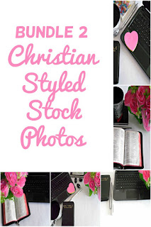 Christian styled stock photos