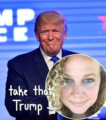 Woman mails her pubic hair to Donald Trump after his 'Grab her by the P*ssy' comment (photos)