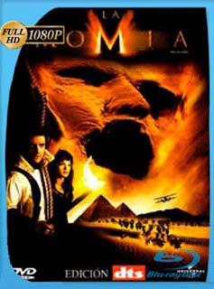 La Momia  1999 HD [1080p] Latino [Mega] dizonHD