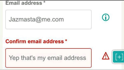 Funny Confirm Your Email Address Picture