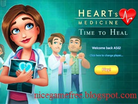 Heart's Medicine 2 – Time To Heal Platinum Edition Game PC Download Free