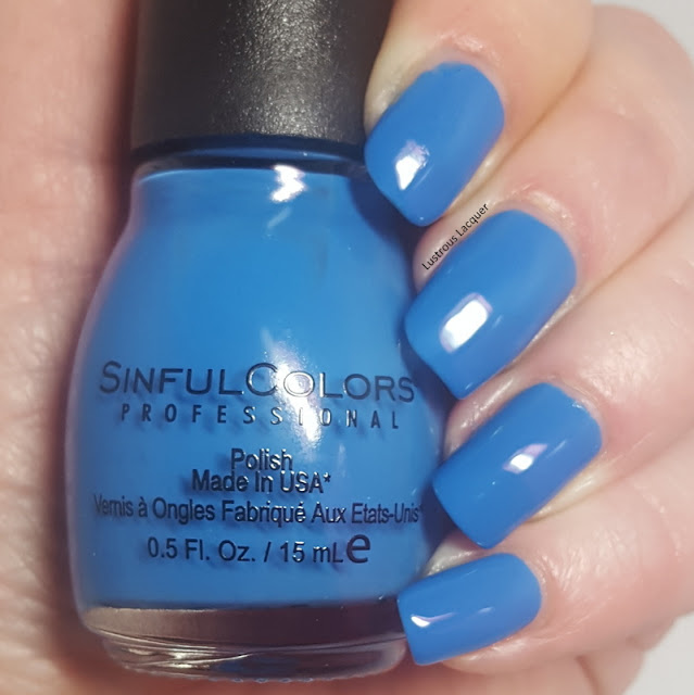 Sky blue creme nail polish 2018 core line color addition exclusive to walgreens
