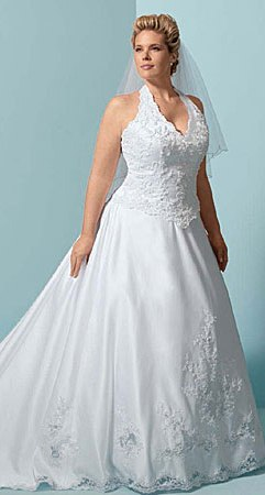 Vestidos de bodas para mujeres maduras