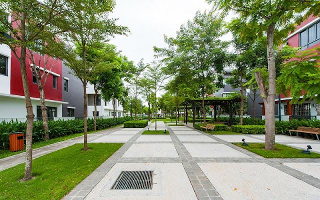 Biệt thự liền kề gamuda gardens - Yên Sở - Hoàng Mai