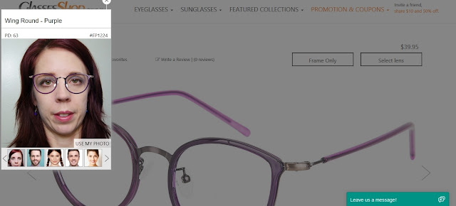Sunglasses, online, website, glasses, shopping, purple, cateye, toronto, ontario, canada, the purple scarf, melanieps, fashion,