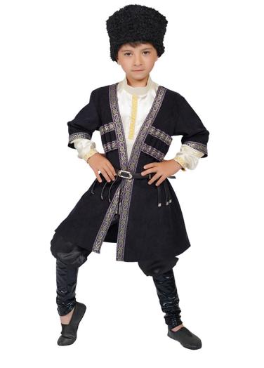 Азербайджанский костюм на мальчика. Рост 128-134 8ab76d9e30894