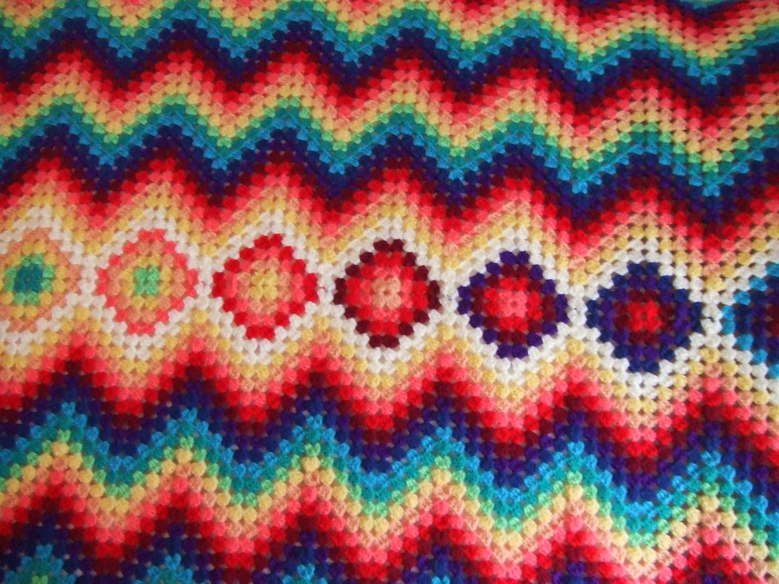 My World Of Crochet Mai 2014