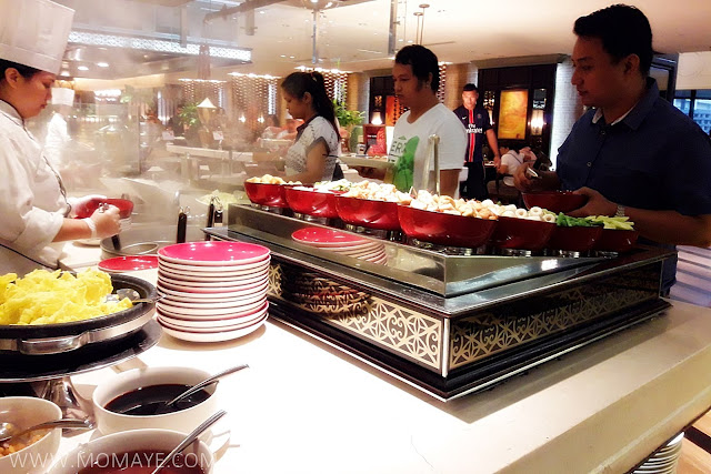5-star hotels in Manila, hotel, Manila hotels, Sofitel Manila, staycation, The Spiral Buffet, buffet breakfast, Food,