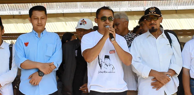 Pimpin Aliansi Relawan Terpadu, Triana Yang Membelot Dari Golkar Semakin Yakin Prabowo Menang