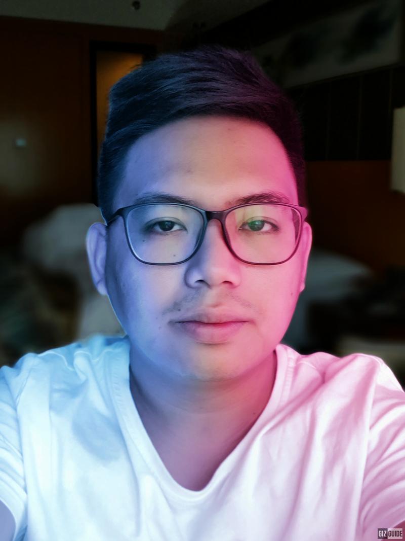 Portrait mode