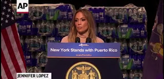 Jennifer Lopez Donating A Mil To Puerto Rico After Hurricane Maria