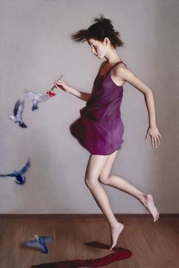 Impressioni Artistiche : ~ Li Guijun ~ | Hyperrealistic