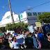Protesto nas ruas, em São João do Rio do Peixe leva centenas de pessoas pedindo mais segurança.