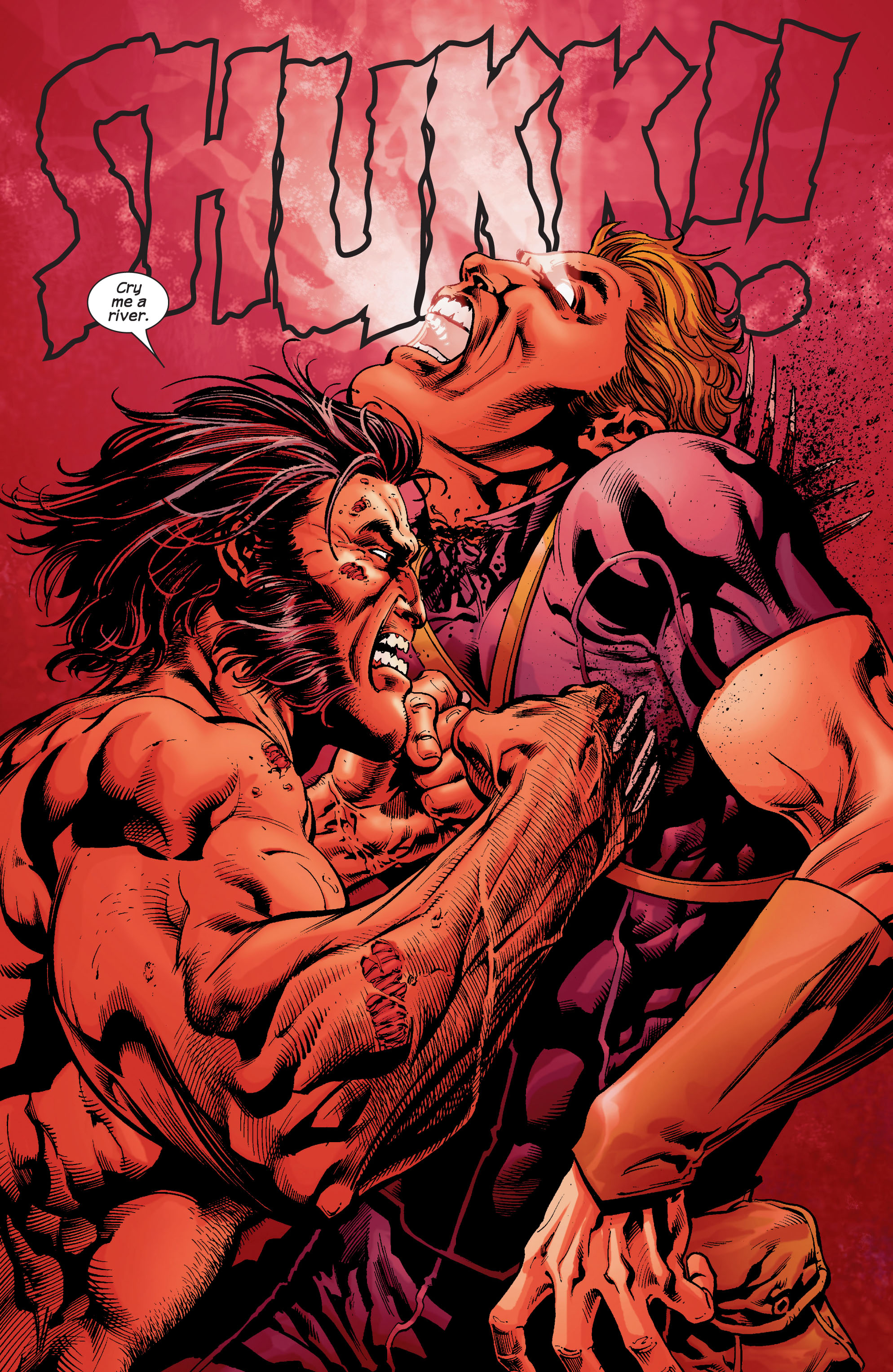 Read online Ultimate X-Men comic -  Issue #74 - 10