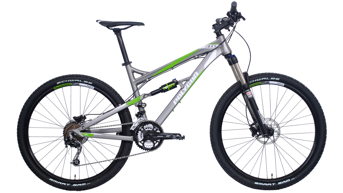 Sepeda Polygon Recon 3.0 - Jenis Sepeda Gunung