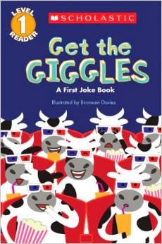 Get the Giggles: A First Joke Book