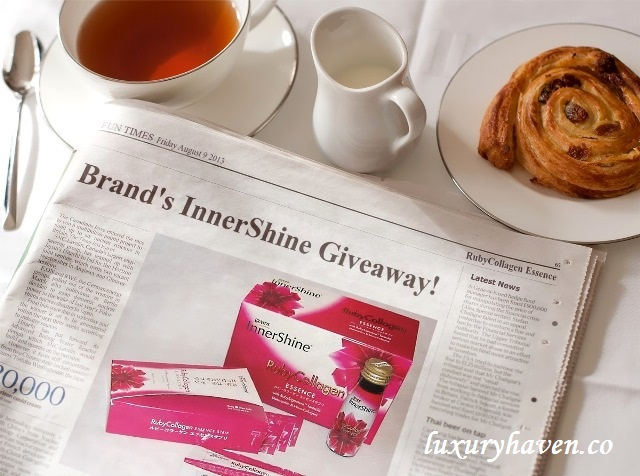 brands innershine ruby collagen essence giveaway