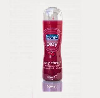Durex Play Very Cherry Gel
