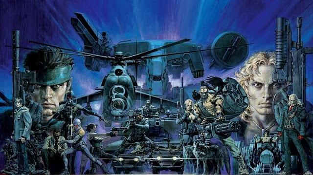 شاهد بالفيديو ريميك كامل لمرحلة البداية من لعبة Metal Gear Solid ، شيء رهيب جدا ..