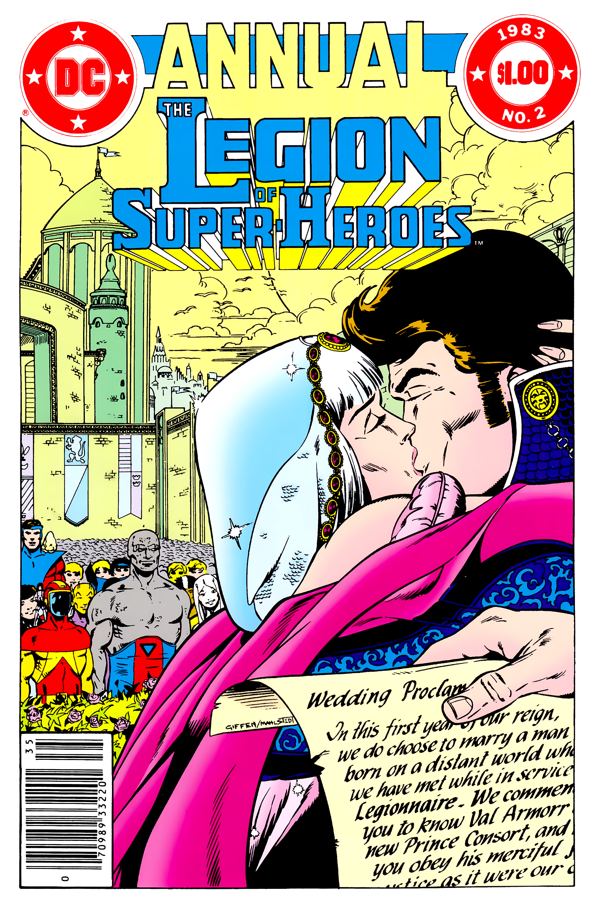 Legion of Super-Heroes (1980) _Annual_2 Page 0