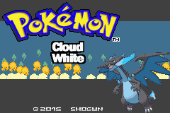 Pokemon Cloud White ROM Download - GBAHacks