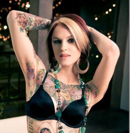 Celebrity Body Art