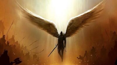 O anjo de Israel
