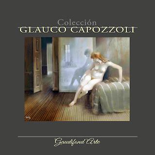 Catálogo Glauco Capozzoli pintor uruguayo desnudos