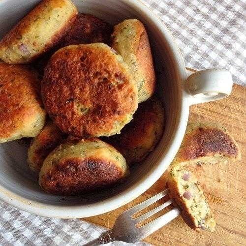 Brot-Frikadellen