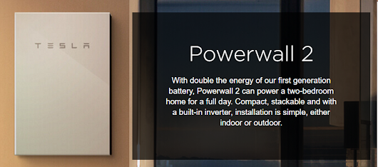 How Much is the Tesla Powerwall?