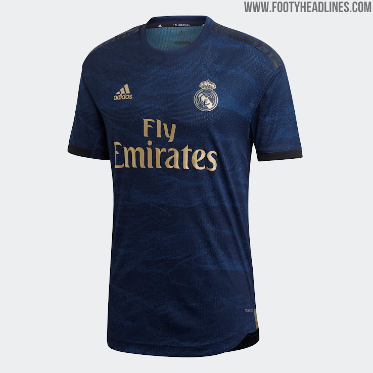 sports shoes 01cda 57d8a Real Madrid 19-20 Away Kit Released - Footy Headlines