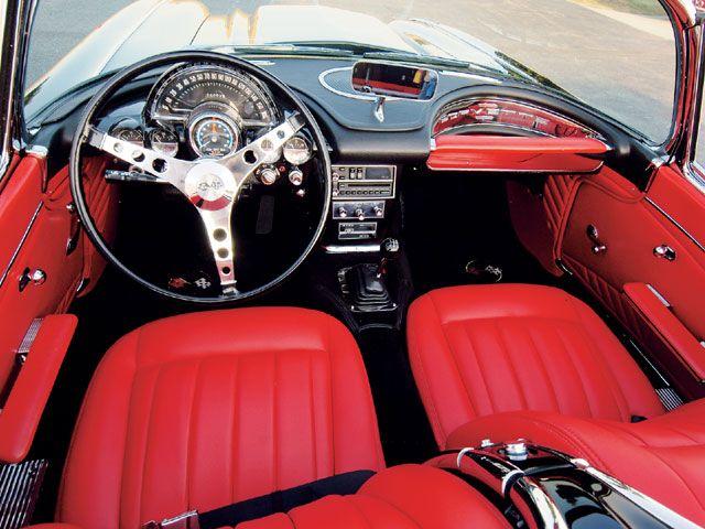 Kendall Self Drive Chevrolet Corvette C1 Review