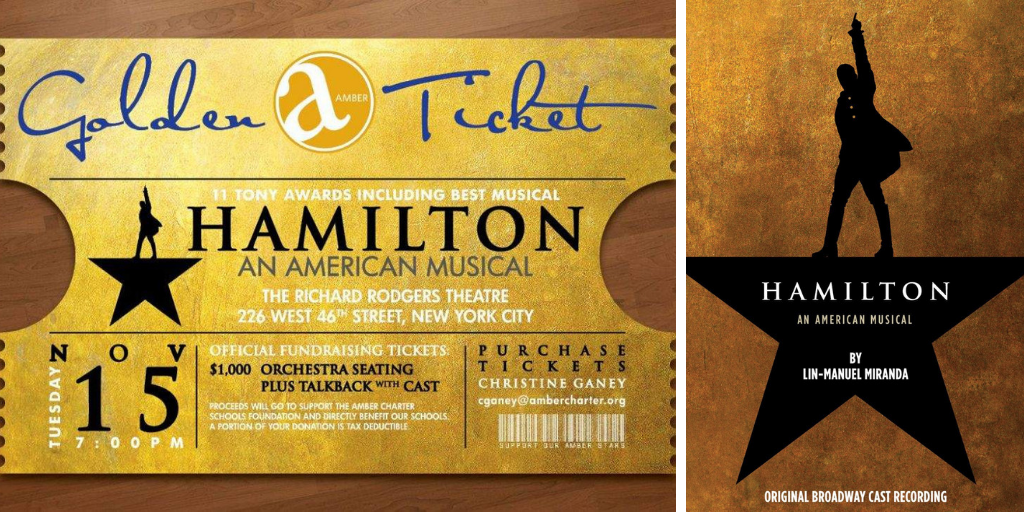 Hamilton musical bilet soundtrack