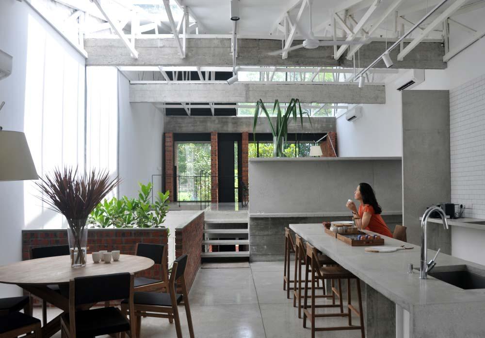 Neocribs: Modern Malaysian House