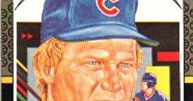 1987 Donruss Leon Durham Chicago cubs 242