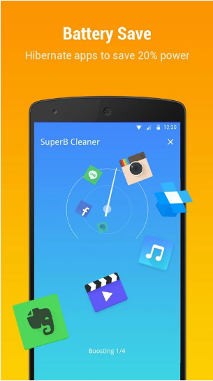 superb booster apk