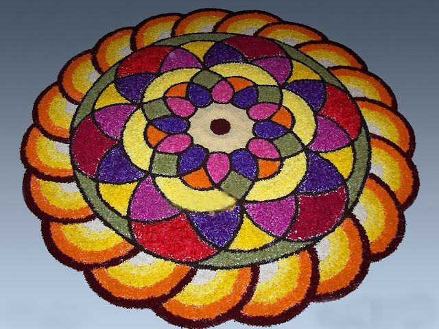 Download Best Rangoli Designs For Diwali