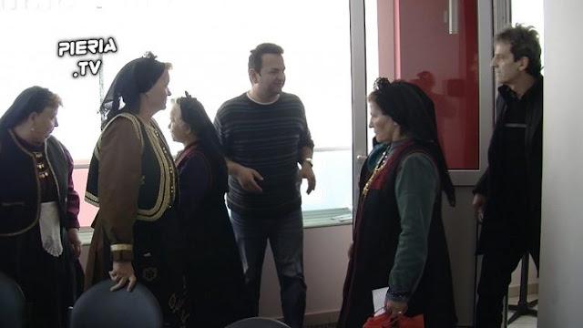 """Ο Σύλλογος Κοκκινοπλιτών Πιερίας """"Ο ΌΛΥΜΠΟΣ"""" στην εκπομπή """"Η ΏΡΑ ΤΗΣ ΑΛΗΘΕΙΑΣ"""" (ΒΙΝΤΕΟ)"""