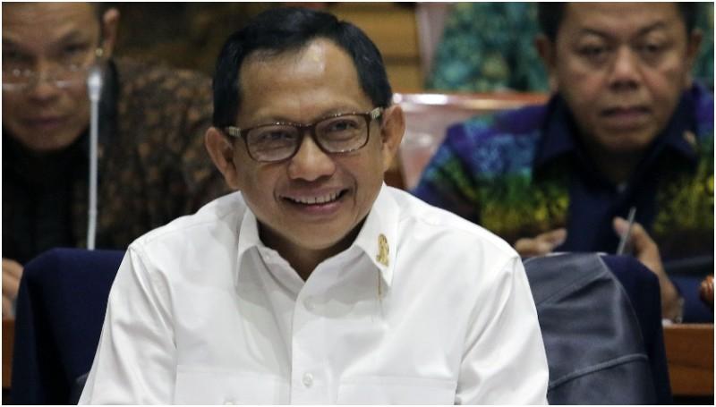 Komjen Tito Karnavian saat menjabat Kepala BNPT