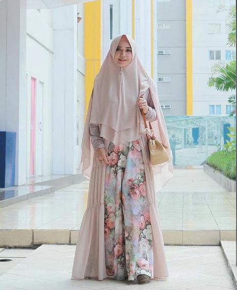 41 Model  Busana Muslim  Wanita  Terbaru  2019  Model  Baju