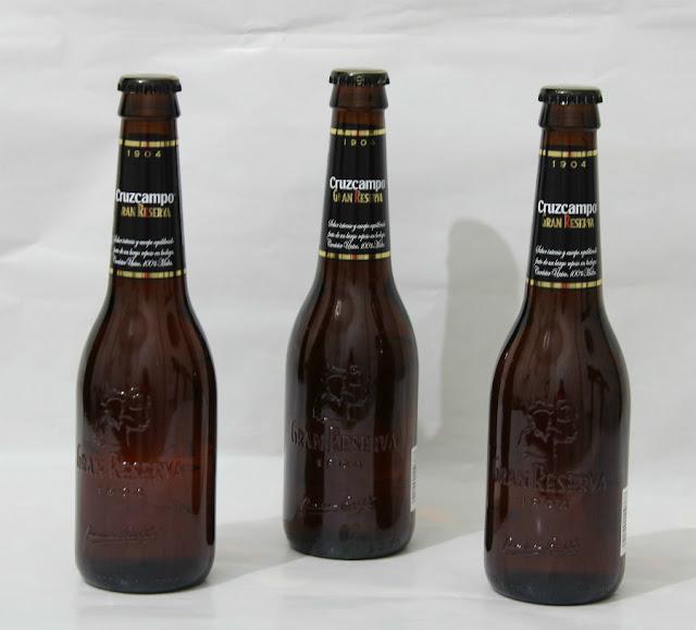 cruzcampo cerveza