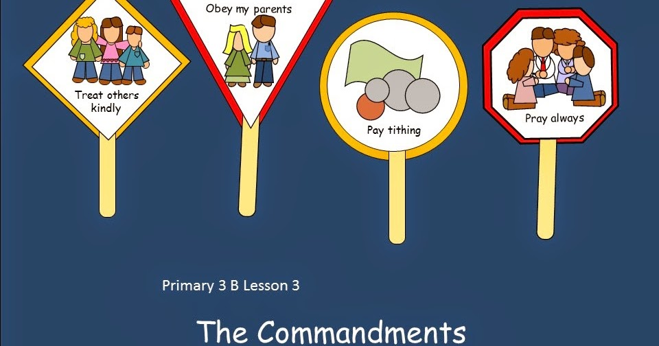 Games and other activities for Family Night: Primary 3 B ...