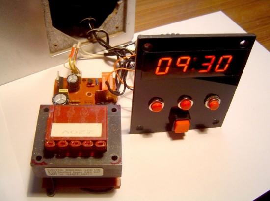 Simple Precision Timer Circuit Free Electronic Circuits 8085