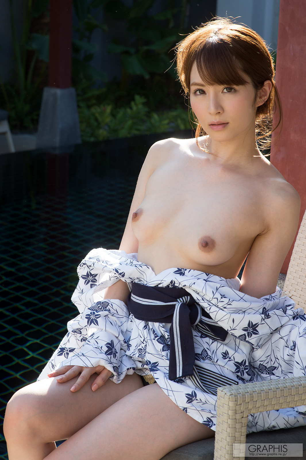 Miku Ohashi 大橋未久 | [Graphis] 2014 Limited Special ...